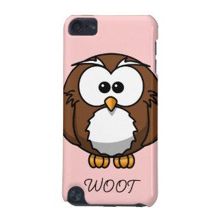Capa do ipod touch da coruja de Woot Capa Para iPod Touch 5G