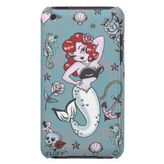 Capa do ipod touch da sereia de Molly do fluff Capa Para iPod Touch