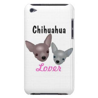 Capa do ipod touch do amante da chihuahua capa para iPod touch