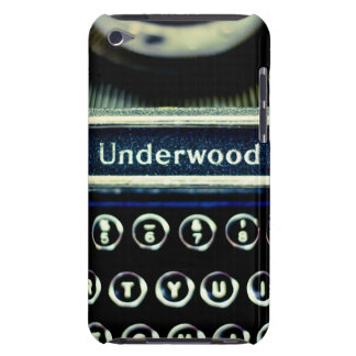 Capa do ipod touch do Underwood do vintage Capa Para iPod Touch