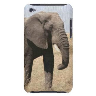 Capa do ipod touch majestosa do elefante