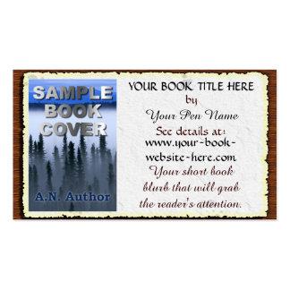 Capa do livro da promoção do escritor/autor: Papel Cartão De Visita