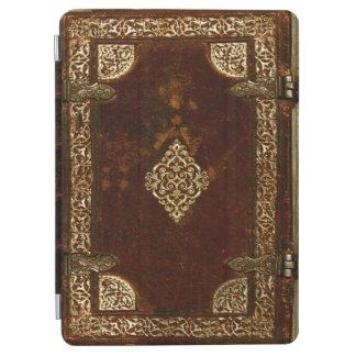 Capa do livro Lockable de couro dourada