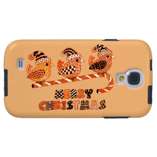 Capa Galaxy S4 Feliz Natal 2