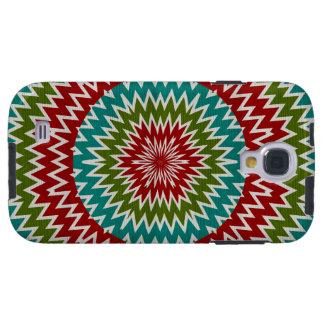 Capa Galaxy S4 Flor mandalaic hipnótica