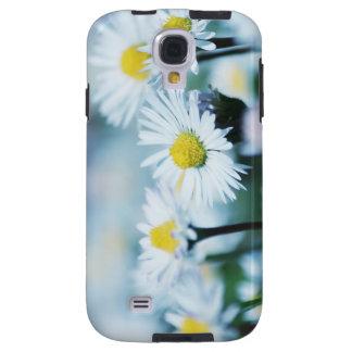 Capa Galaxy S4 Flores da margarida
