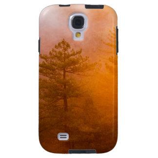 Capa Galaxy S4 Floresta dourada da corriola