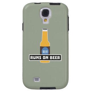 Capa Galaxy S4 Funcionamentos na cerveja Z7ta2