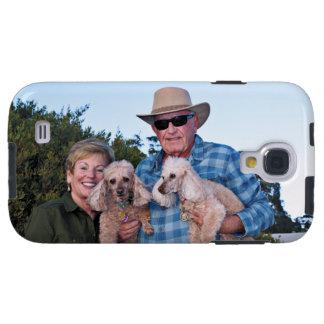 Capa Galaxy S4 Lixívia - caniches - Romeo Remy
