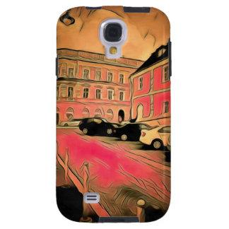 Capa Galaxy S4 Pintura de Sibiu