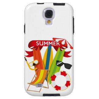 Capa Galaxy S4 Praia Watersports do verão