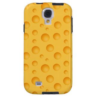 Capa Galaxy S4 Teste padrão amarelo do queijo