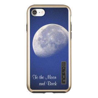 Capa Incipio DualPro Shine Para iPhone 8/7 À LUA e à parte traseira