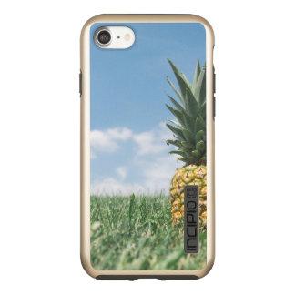 Capa Incipio DualPro Shine Para iPhone 8/7 Abacaxi em um campo