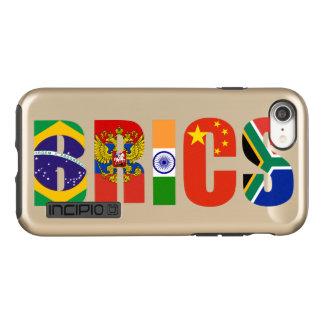 CAPA INCIPIO DualPro SHINE PARA iPhone 8/7  BRICS