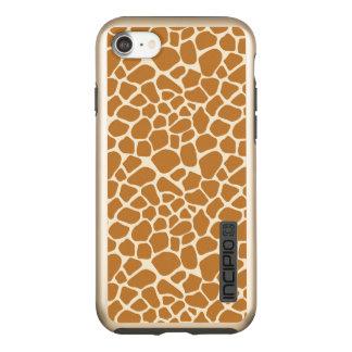 Capa Incipio DualPro Shine Para iPhone 8/7 Impressão do girafa
