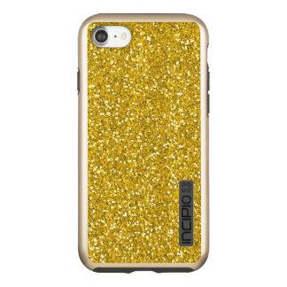 Capa Incipio DualPro Shine Para iPhone 8/7 Luxo elegante do olhar do brilho do ouro