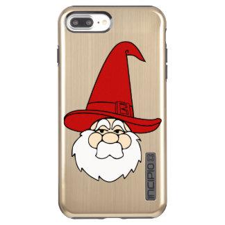 Capa Incipio DualPro Shine Para iPhone 8 Plus/7 Pl Alegria do divertimento dos feriados do papai noel
