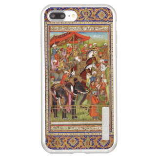 Capa Incipio DualPro Shine Para iPhone 8 Plus/7 Pl Arte muçulmana islâmica de Boho do Islão de India