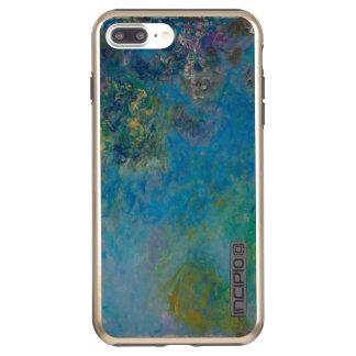 Capa Incipio DualPro Shine Para iPhone 8 Plus/7 Pl Belas artes GalleryHD floral das glicínias de