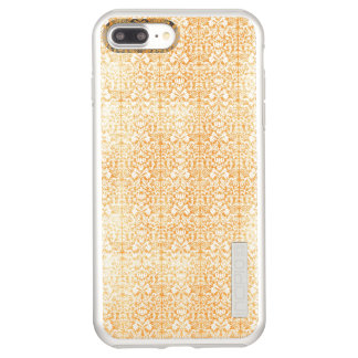 Capa Incipio DualPro Shine Para iPhone 8 Plus/7 Pl Cor damasco envelhecida do ouro amarelo