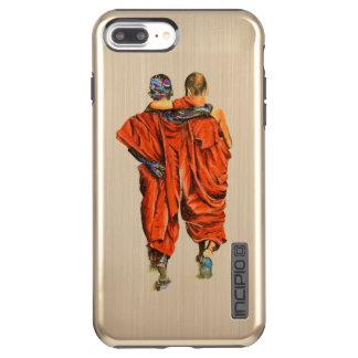 Capa Incipio DualPro Shine Para iPhone 8 Plus/7 Pl Monges budistas