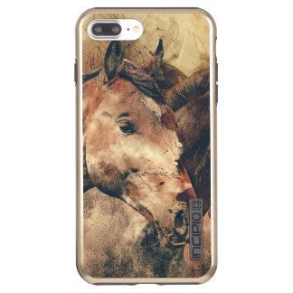 Capa Incipio DualPro Shine Para iPhone 8 Plus/7 Pl O cavalo rústico II
