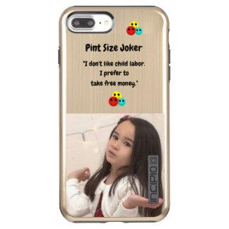 Capa Incipio DualPro Shine Para iPhone 8 Plus/7 Pl Palhaço do tamanho da pinta: Trabalhos infanteis e