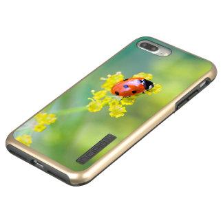 Capa Incipio DualPro Shine Para iPhone 8 Plus/7 Pl senhora na parte superior