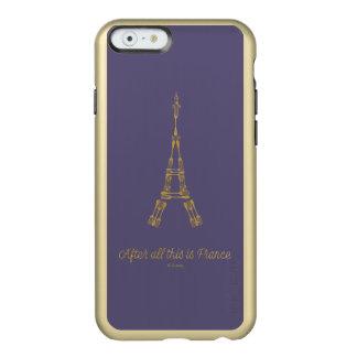 Capa Incipio Feather® Shine Para iPhone 6 A beleza e o animal | afinal isto são France