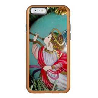 Capa Incipio Feather® Shine Para iPhone 6 Anjo do Natal - arte do Natal - decorações do anjo