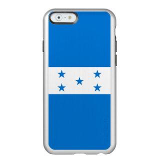 Capa Incipio Feather® Shine Para iPhone 6 Bandeira de Honduras