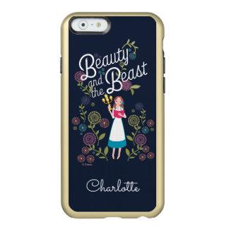 Capa Incipio Feather® Shine Para iPhone 6 Beleza do Belle | e o animal