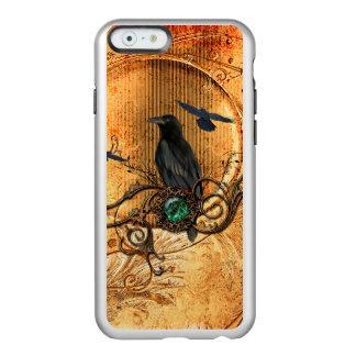 Capa Incipio Feather® Shine Para iPhone 6 Corvo maravilhoso