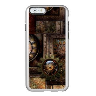 Capa Incipio Feather® Shine Para iPhone 6 Design maravilhoso do steampunk