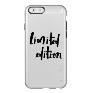 Capa Incipio Feather® Shine Para iPhone 6 edição limitada