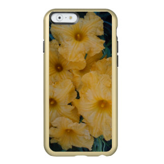 CAPA INCIPIO FEATHER® SHINE PARA iPhone 6  FLORES DA ABÓBORA