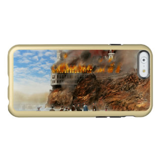Capa Incipio Feather® Shine Para iPhone 6 Fogo - fogo 1907 de Cliffside