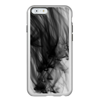 Capa Incipio Feather® Shine Para iPhone 6 Fogo preto mim caso do iPhone 6/6s de Incipio