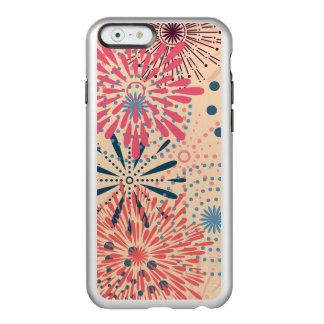 Capa Incipio Feather® Shine Para iPhone 6 Fogos-de-artifício