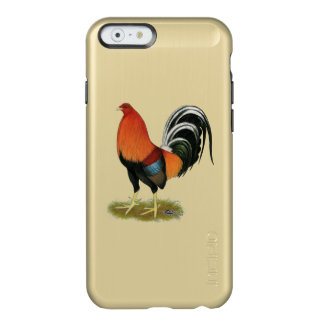 Capa Incipio Feather® Shine Para iPhone 6 Galo Wheaten do Gamecock