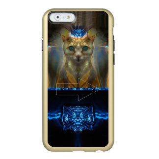 Capa Incipio Feather® Shine Para iPhone 6 Gato real