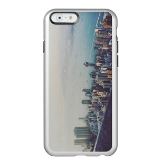 Capa Incipio Feather® Shine Para iPhone 6 Hong Kong de cima de