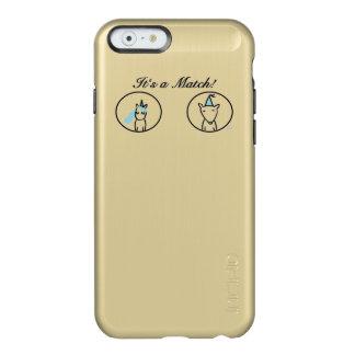 Capa Incipio Feather® Shine Para iPhone 6 It's a match - iphone6 coberta de telefone