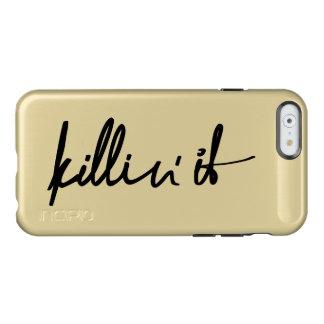 Capa Incipio Feather® Shine Para iPhone 6 killin ele