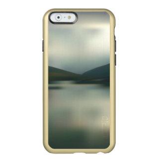 Capa Incipio Feather® Shine Para iPhone 6 Lago nas montanhas
