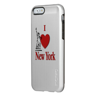 Capa Incipio Feather® Shine Para iPhone 6 Mim amante NY