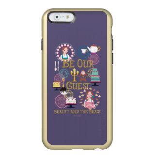Capa Incipio Feather® Shine Para iPhone 6 O Belle | seja nossa nossa Convidado-Beleza e o
