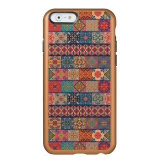 Capa Incipio Feather® Shine Para iPhone 6 Ornamento de talavera do mosaico do vintage