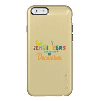 Capa Incipio Feather® Shine Para iPhone 6 Os engenheiros são em dezembro Z6r6a nascidos